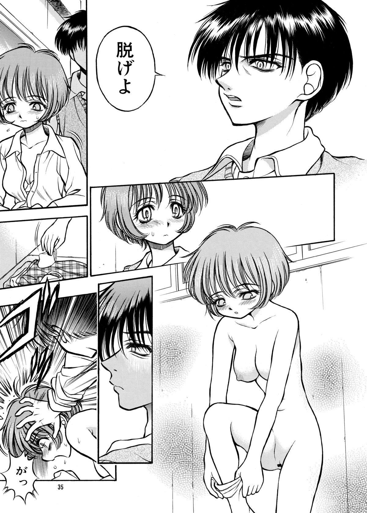 ココロノママニ 厩戸王子商業作品再録本 33