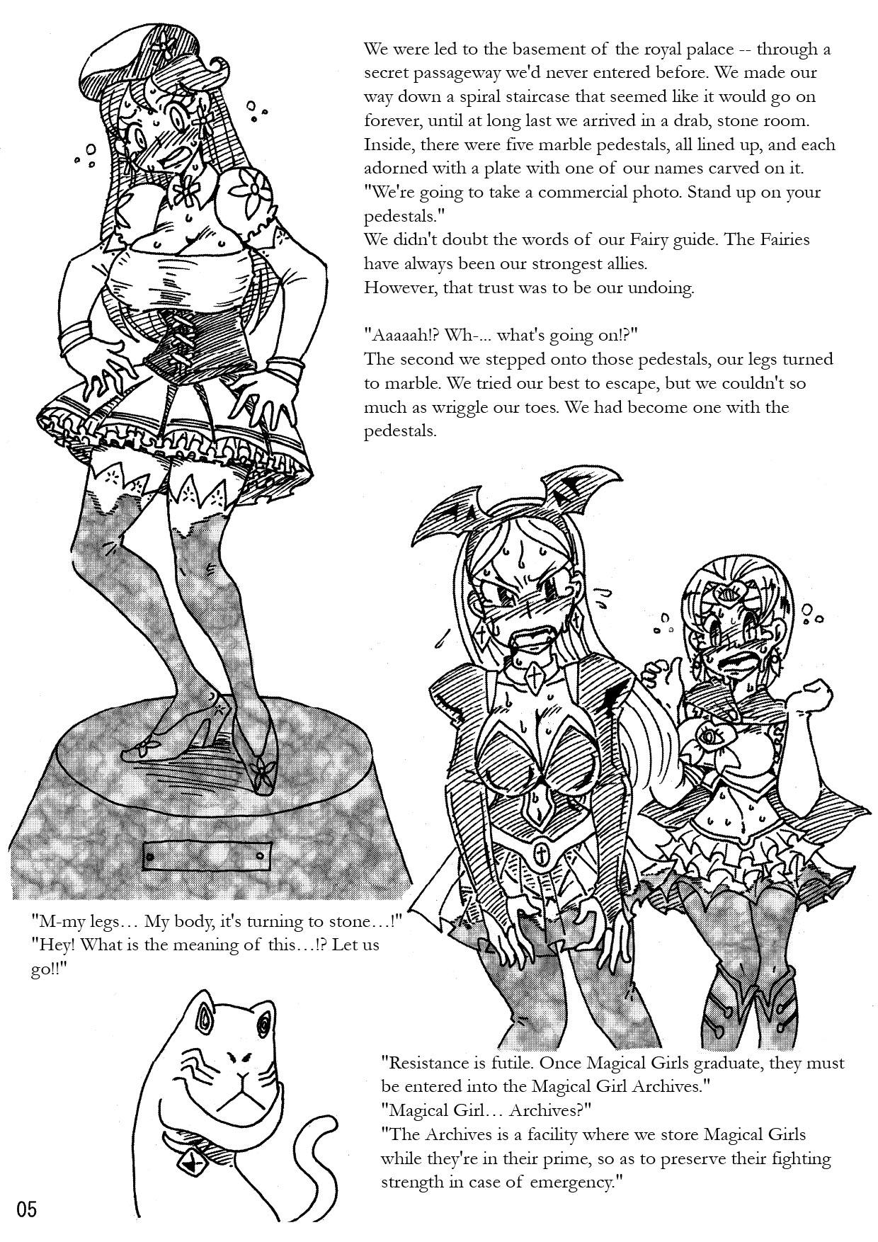 Magical Girl Archives 1