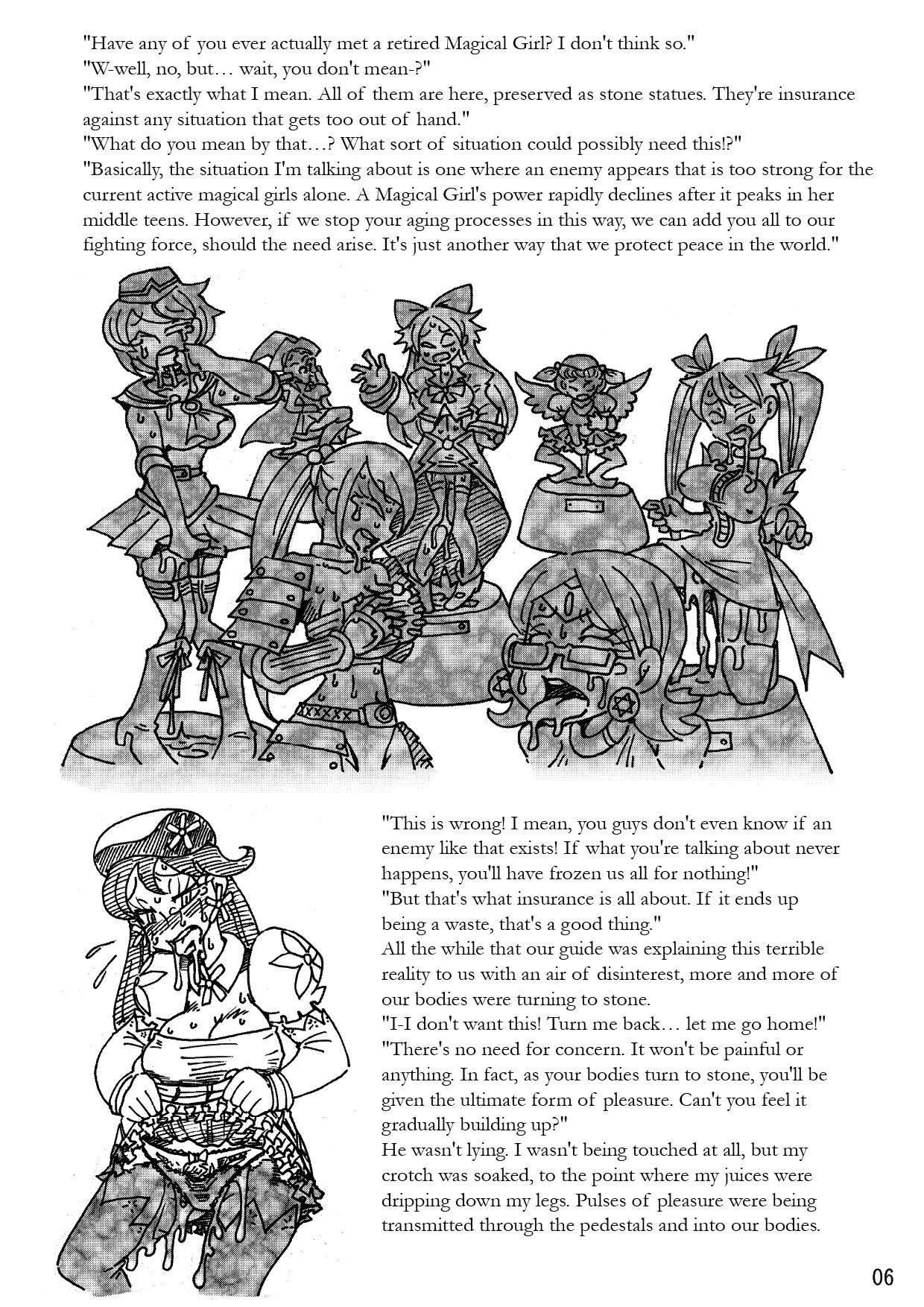 Magical Girl Archives 2