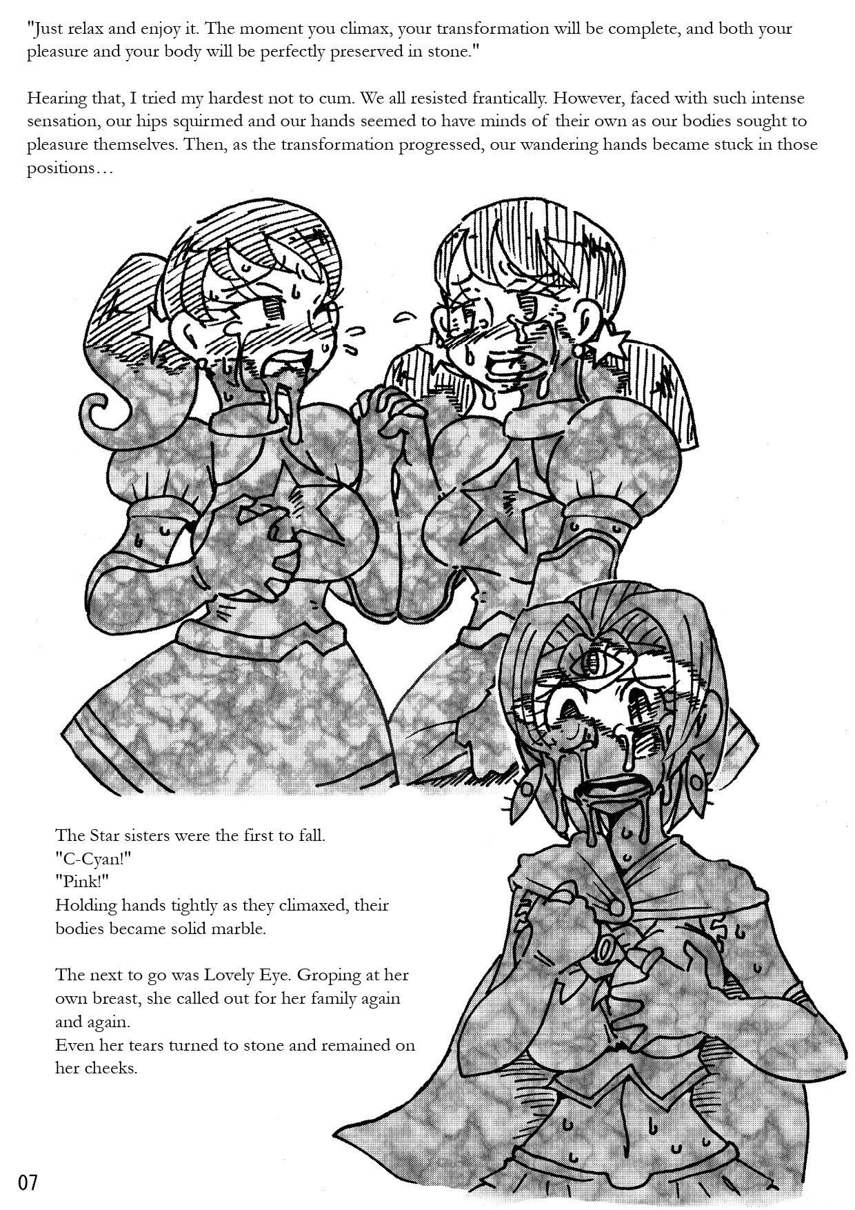 Magical Girl Archives 3