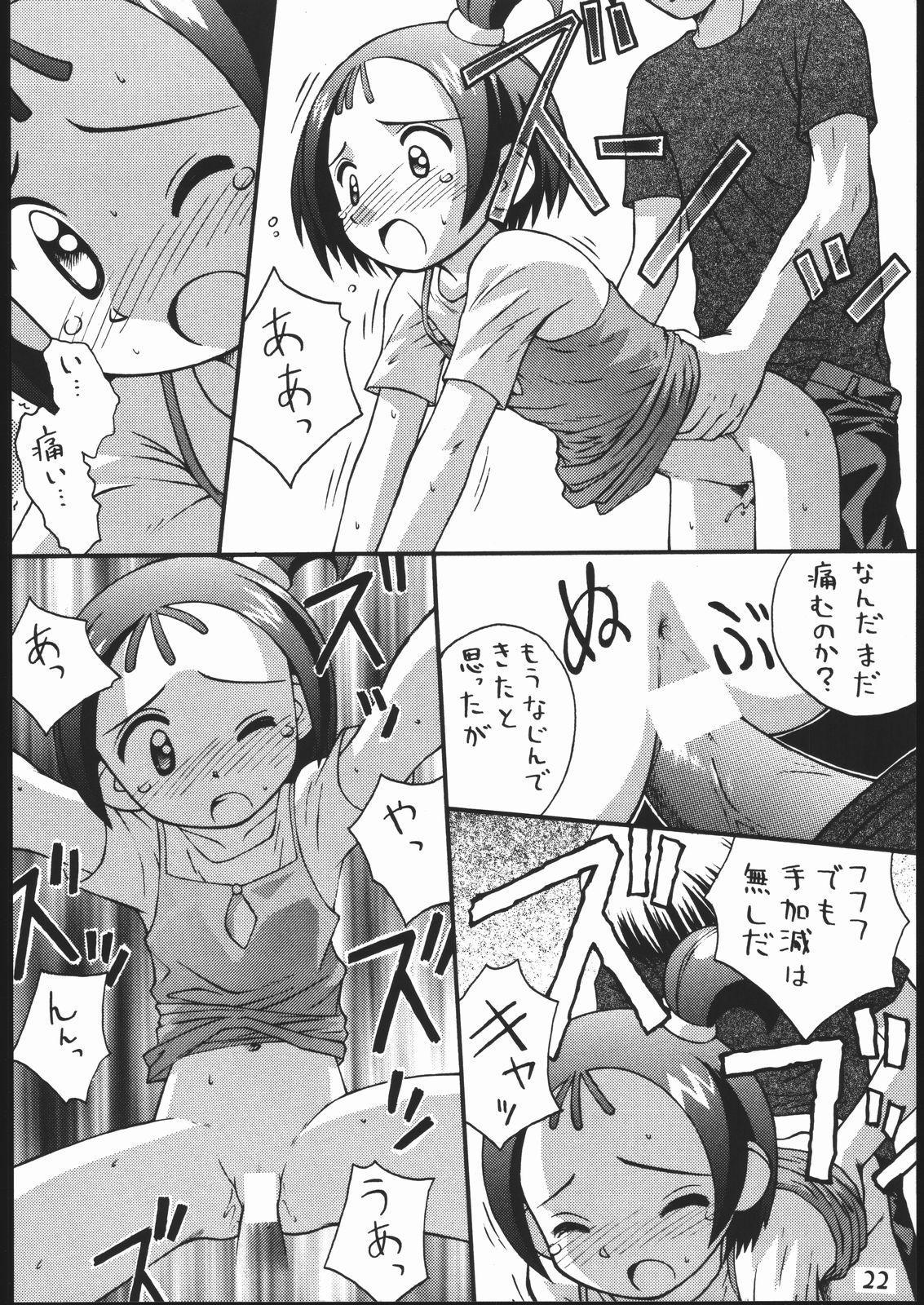 Kakumei Seisen Dai Go Gou 20