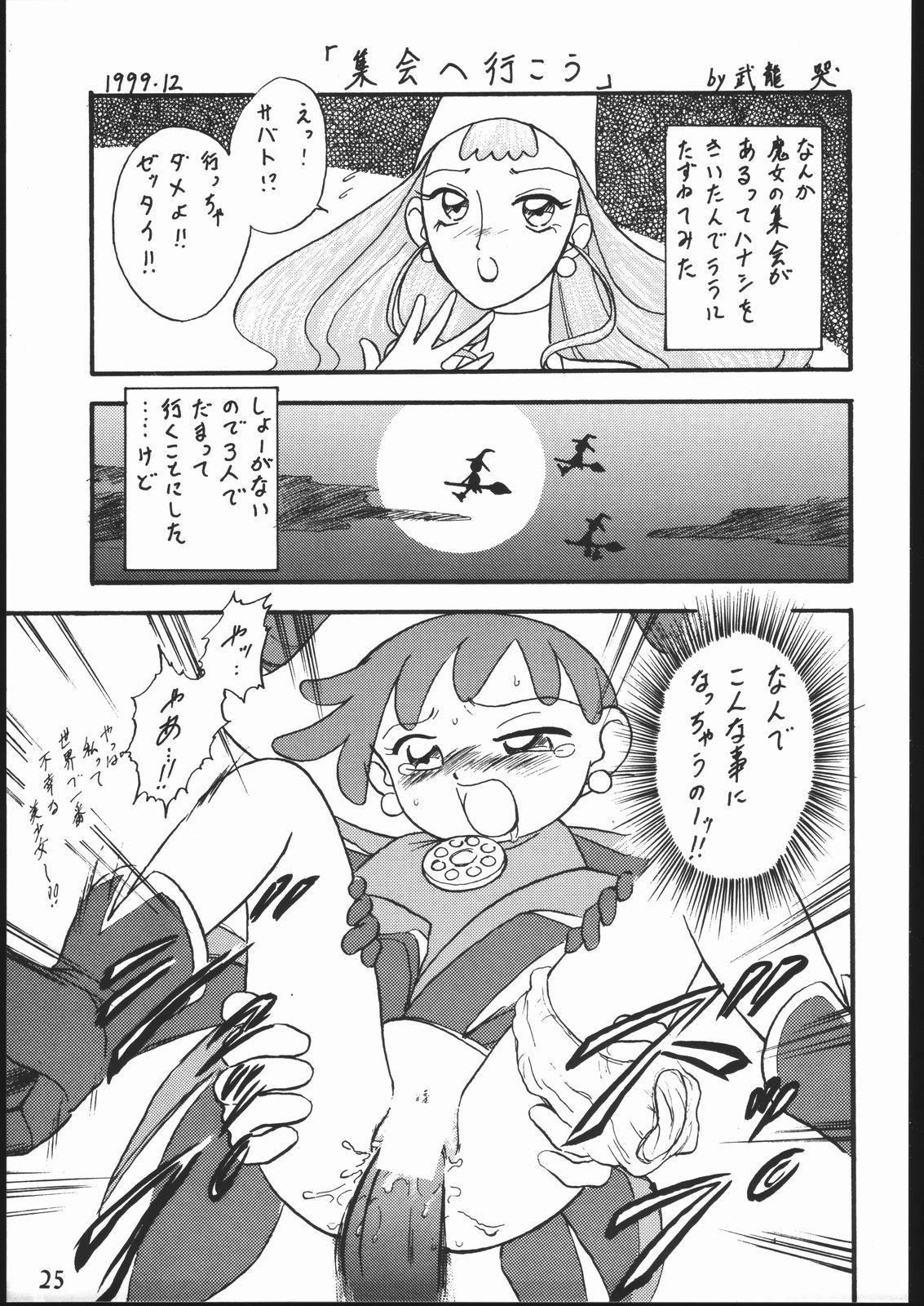 Kakumei Seisen Dai Go Gou 23