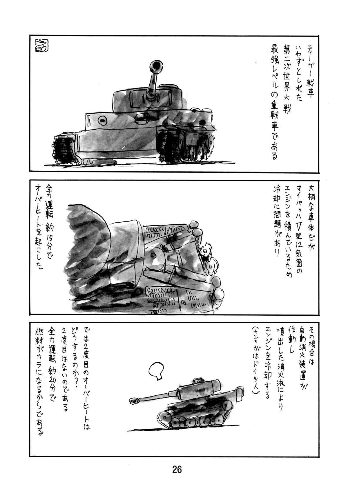 G Panzer 4 25