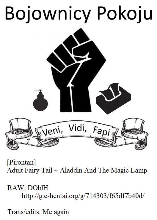 [Pirontan] Otona no Douwa ~Aladin to Mahou no Lamp | Adult Fairy Tale ~ Aladdin And The Magic Lamp [English] [Bojownicy Pokoju] 25