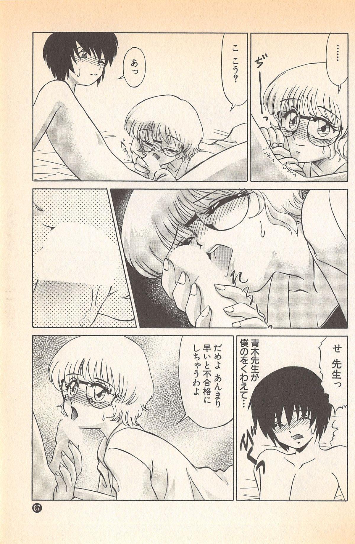 Doki Doki no Shikumi 88