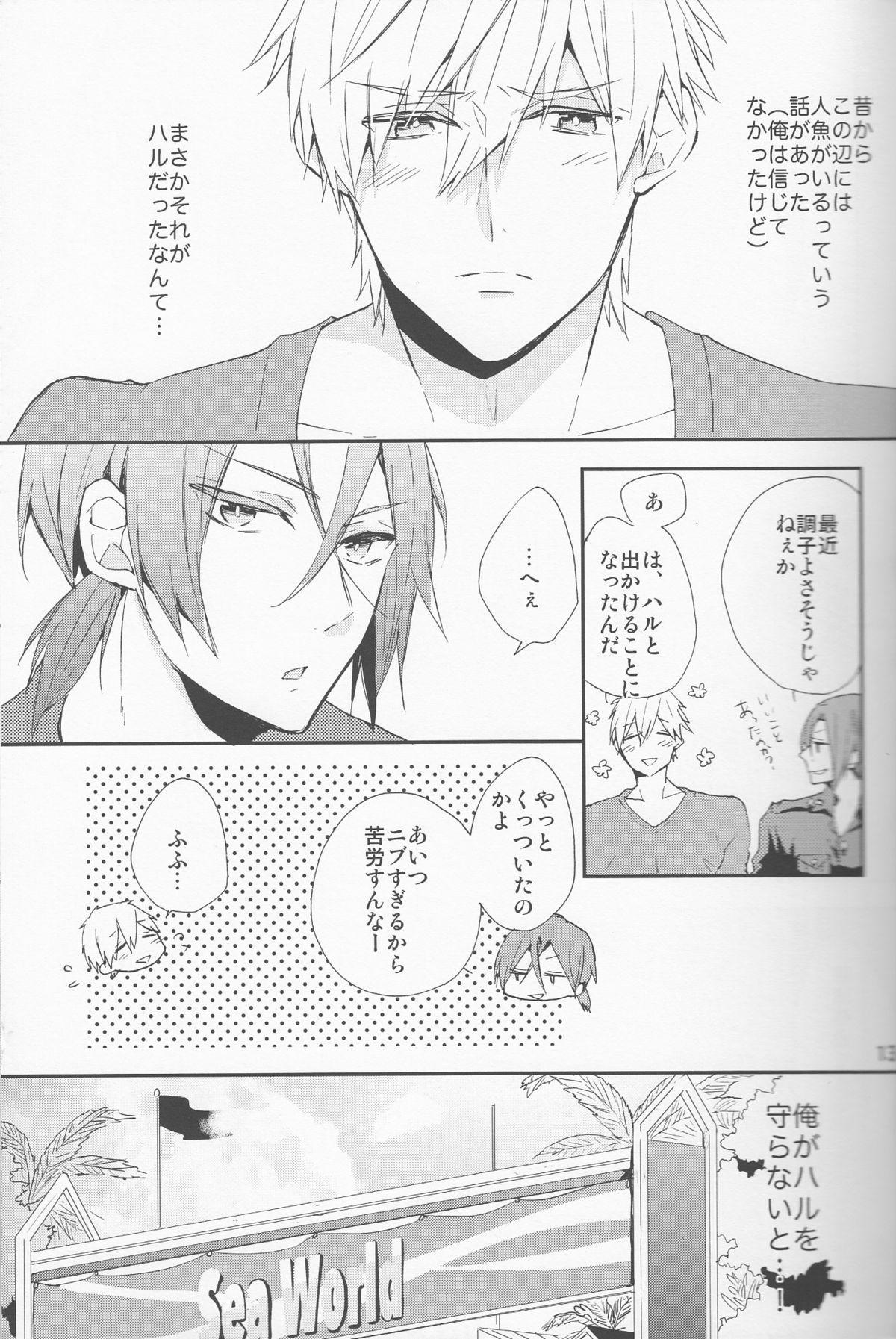 Shouboushi to Ningyo no Hon. 11