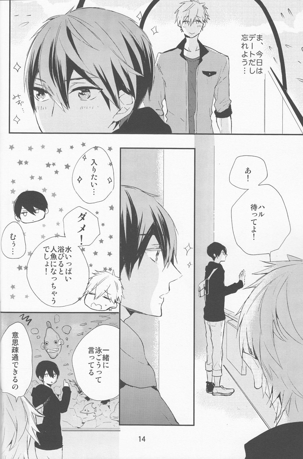 Shouboushi to Ningyo no Hon. 12