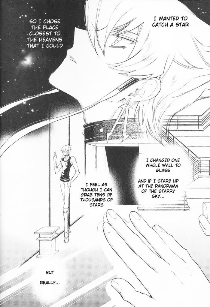 Hoshi no Love Letter | Stardust's Love-Letter 34