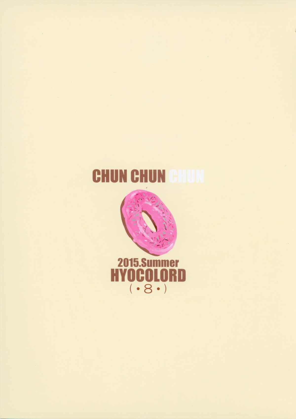 Chun ×3 17
