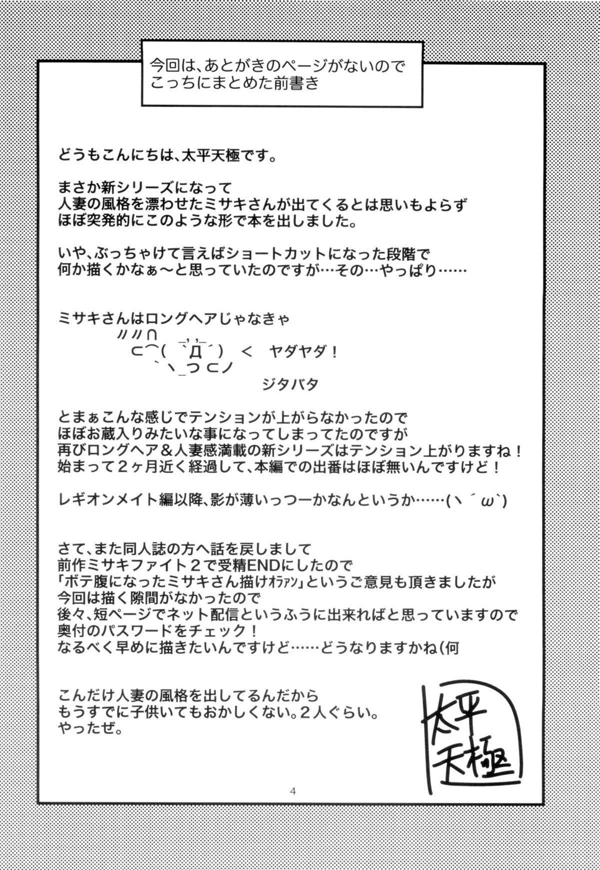 Misaki Fight G 4