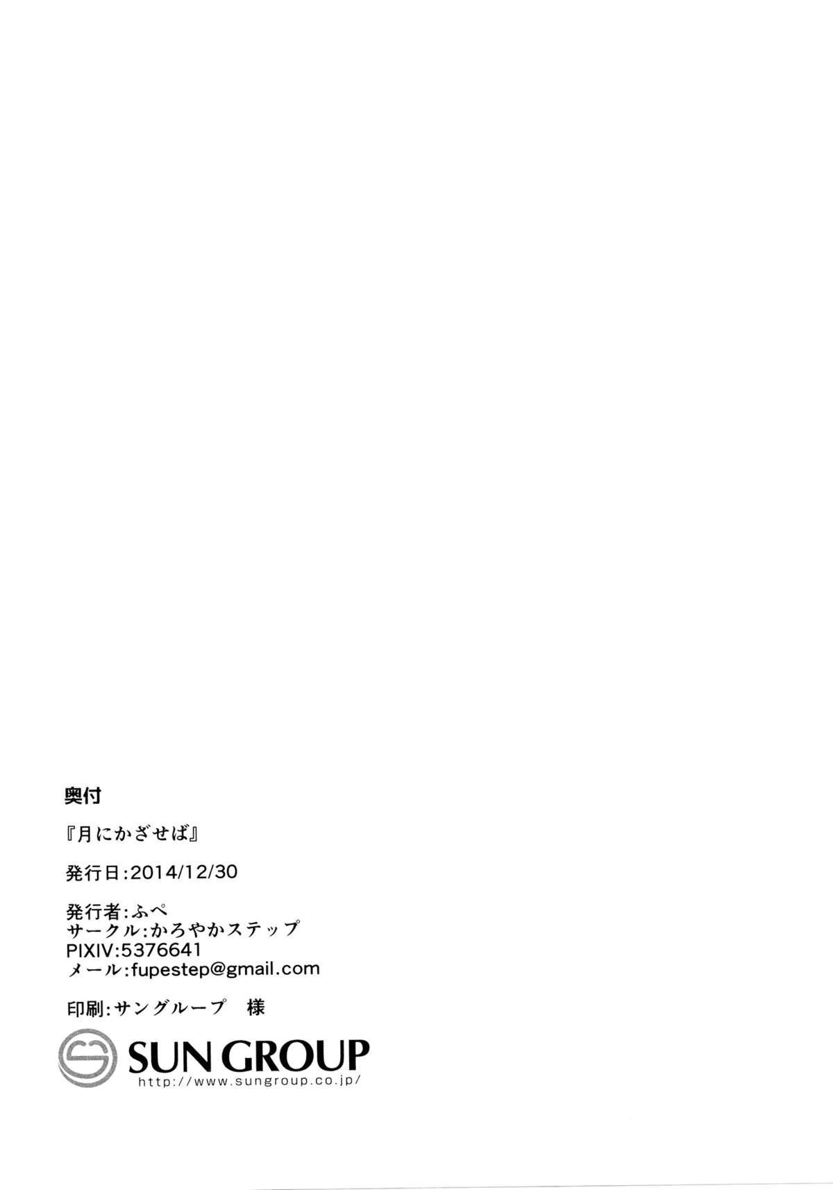 Tsuki ni Kazaseba 28