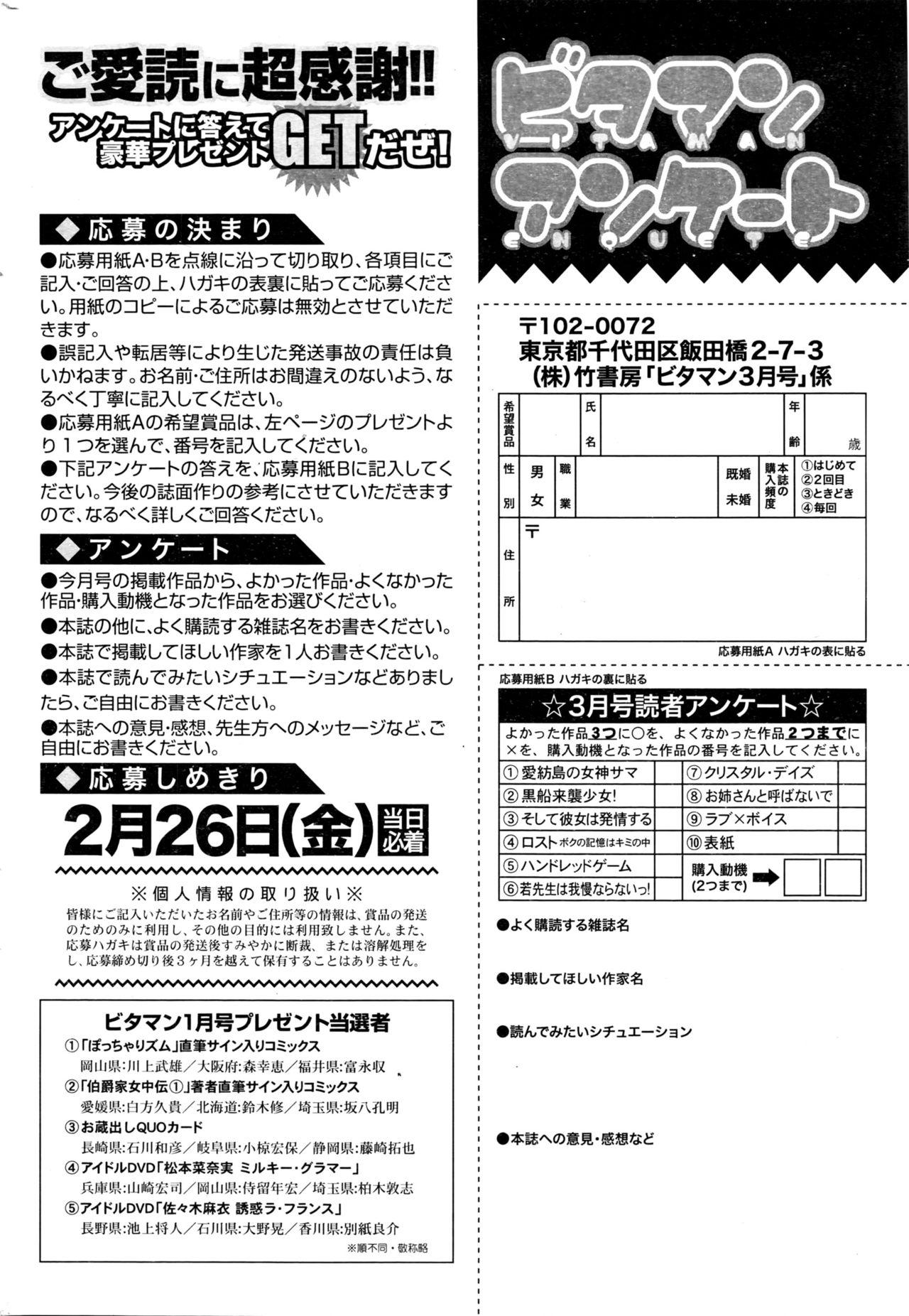 Monthly Vitaman 2016-03 240