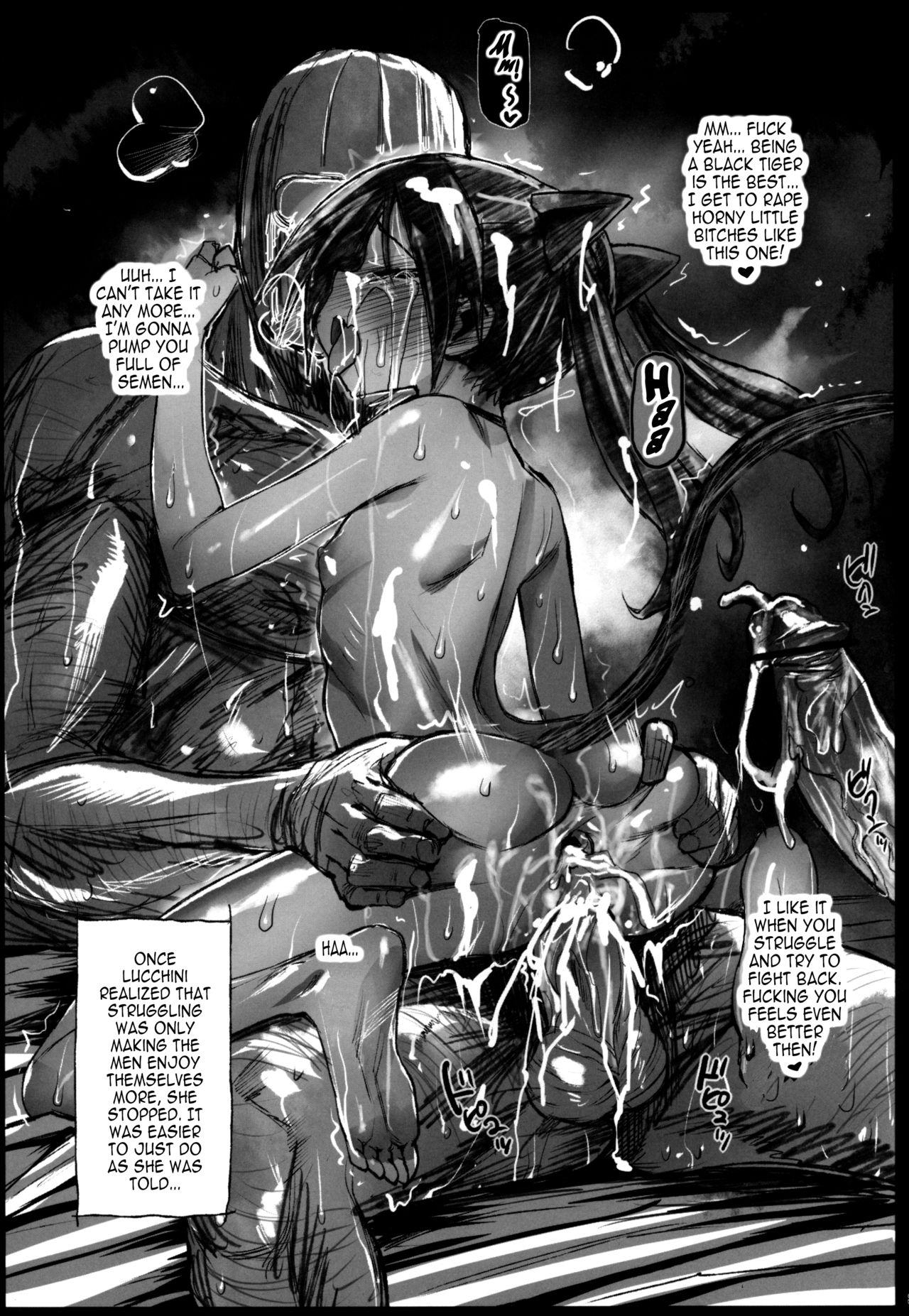 [Eromazun (Ma-Kurou)] Saint Helena Gakuen 2 ~ Terrorist ni Senkyosareta Jogakuen de Rape Matsuri!~   Saint Helena Academy 2 ~A School Occupied by Terrorists Becomes a Rape Festival!~ (Various) [English] [B.E.C. Scans] 35