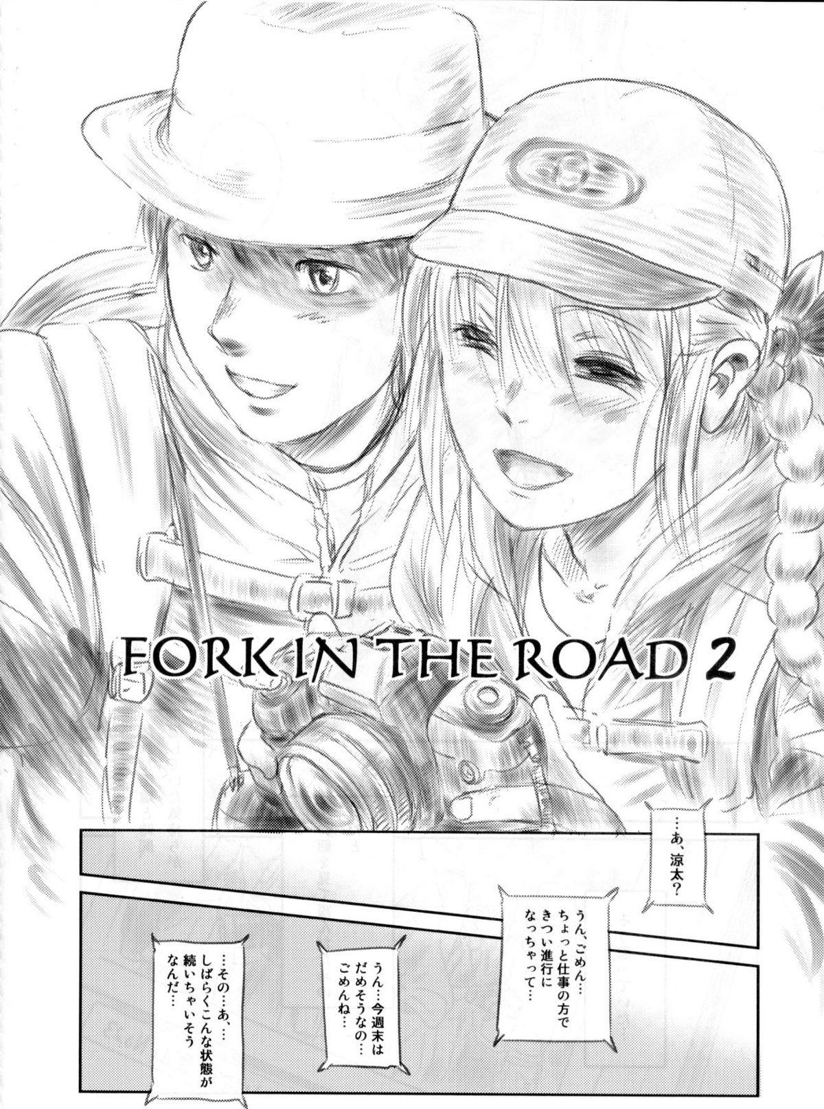 FORK IN THE ROAD 2 8