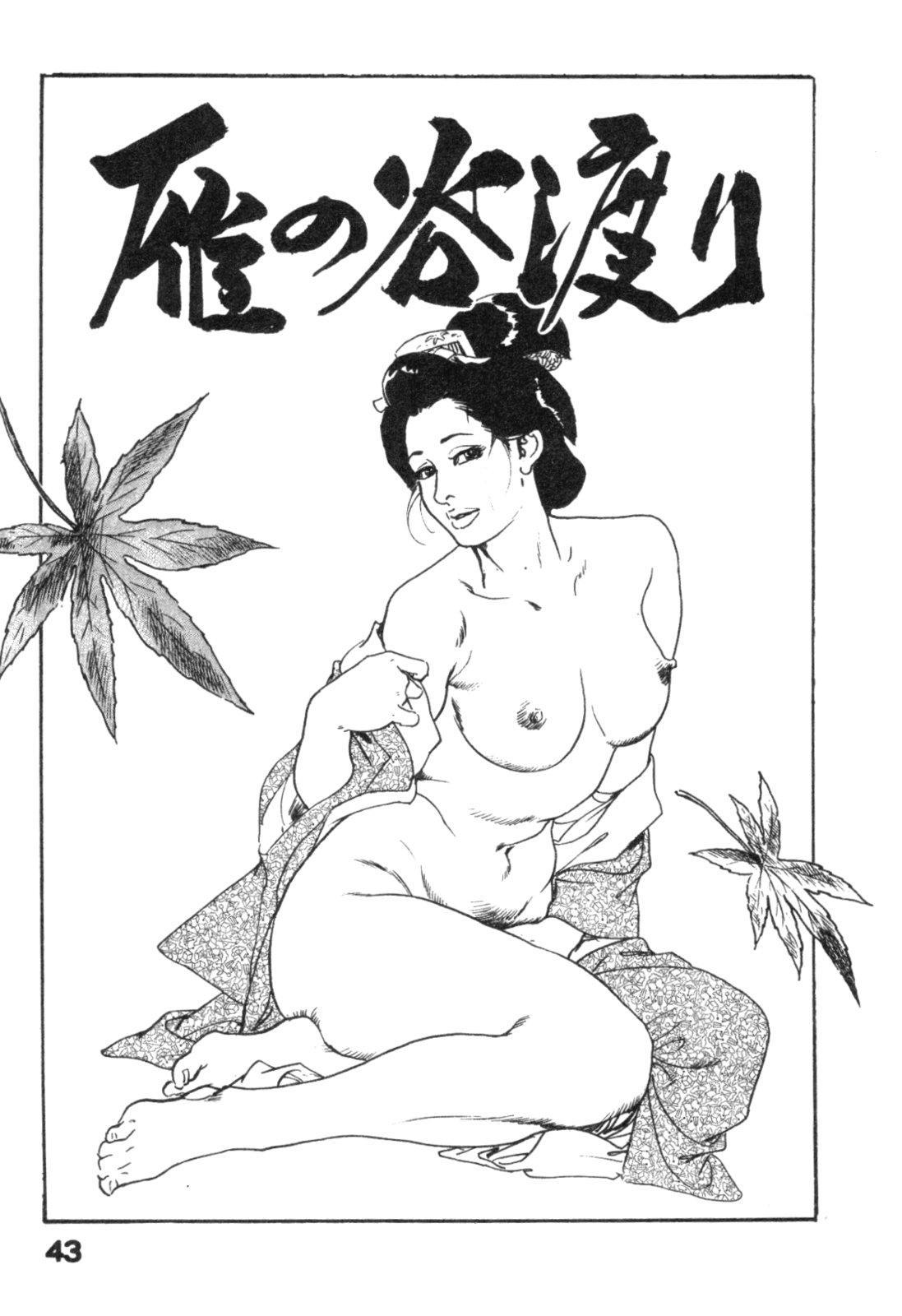 Jidaigeki Series 2 ~ Midare Kannon 45