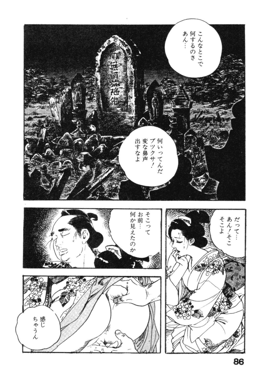 Jidaigeki Series 2 ~ Midare Kannon 88