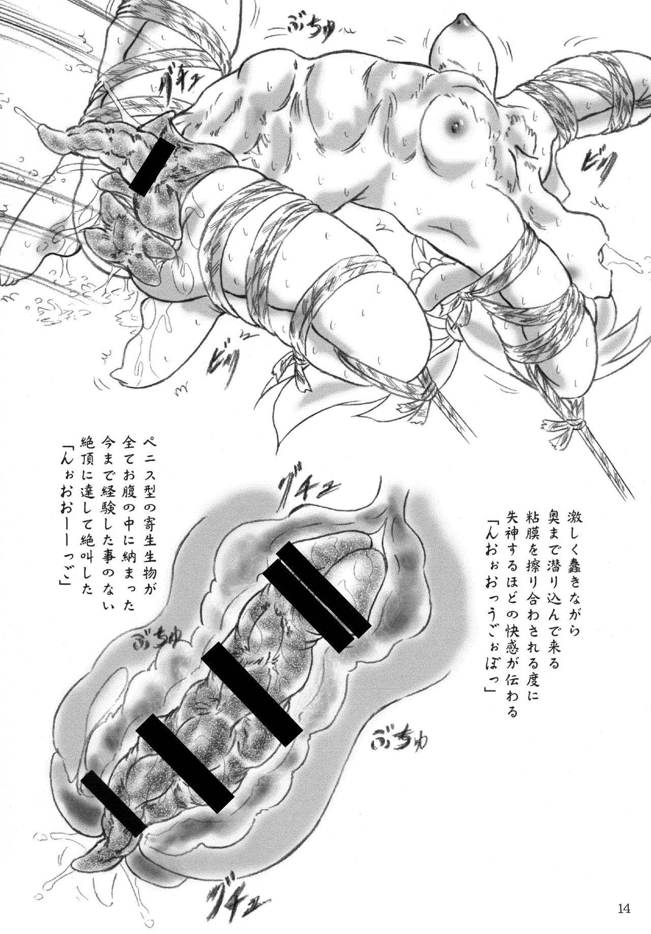 Kisei Seibutsu Doukoukai 12