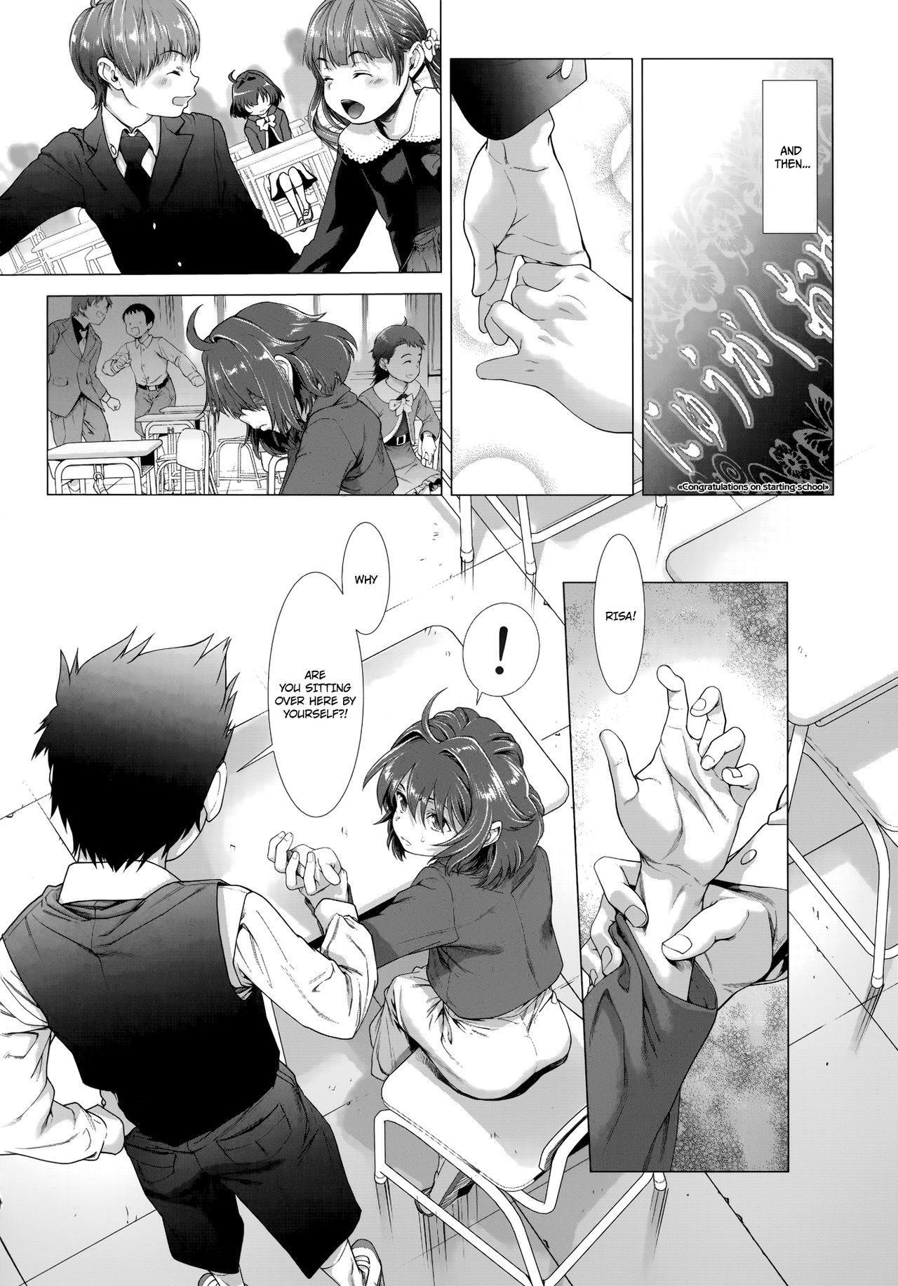 [Sannyuutei Shinta] Chinpotsuki Ijimerarekko | «Dickgirl!», The Bullying Story - Ch. 1-4 [English] [34th squad] 11