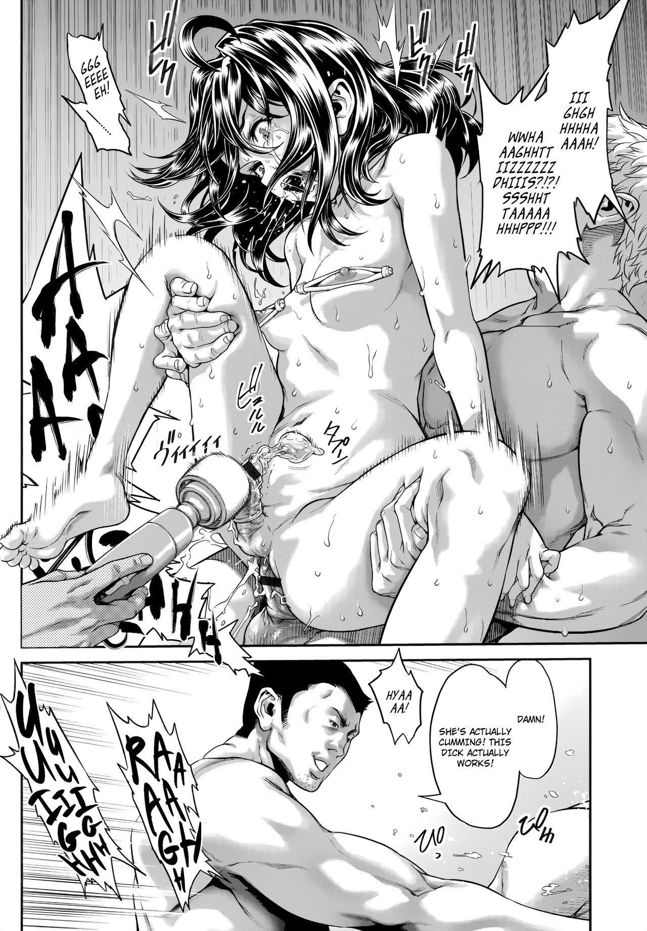 [Sannyuutei Shinta] Chinpotsuki Ijimerarekko | «Dickgirl!», The Bullying Story - Ch. 1-4 [English] [34th squad] 89