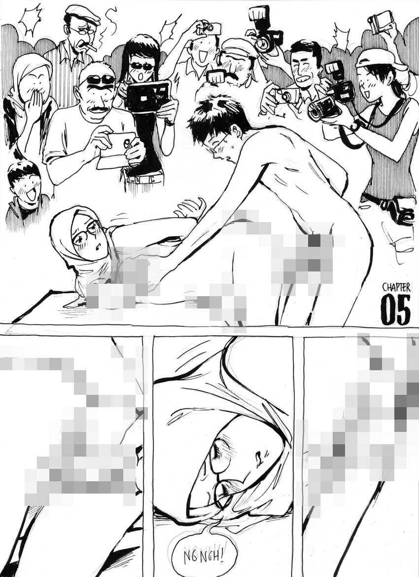My Wife's Gangrape Fantasy Chapter 5 0