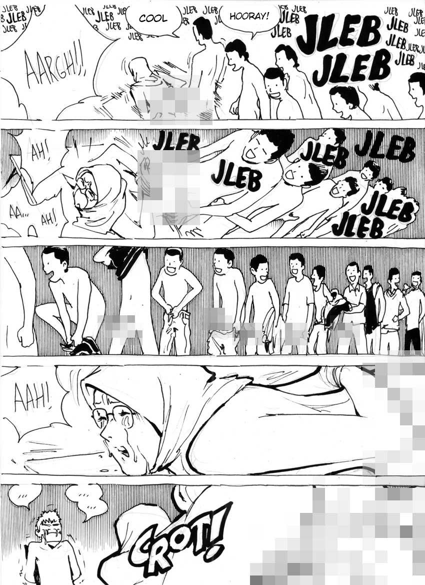 My Wife's Gangrape Fantasy Chapter 5 5