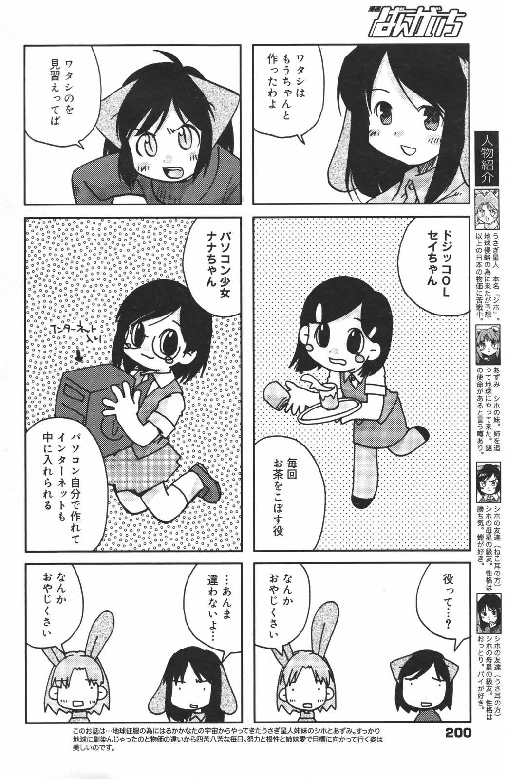Manga Bangaichi 2007-03 199