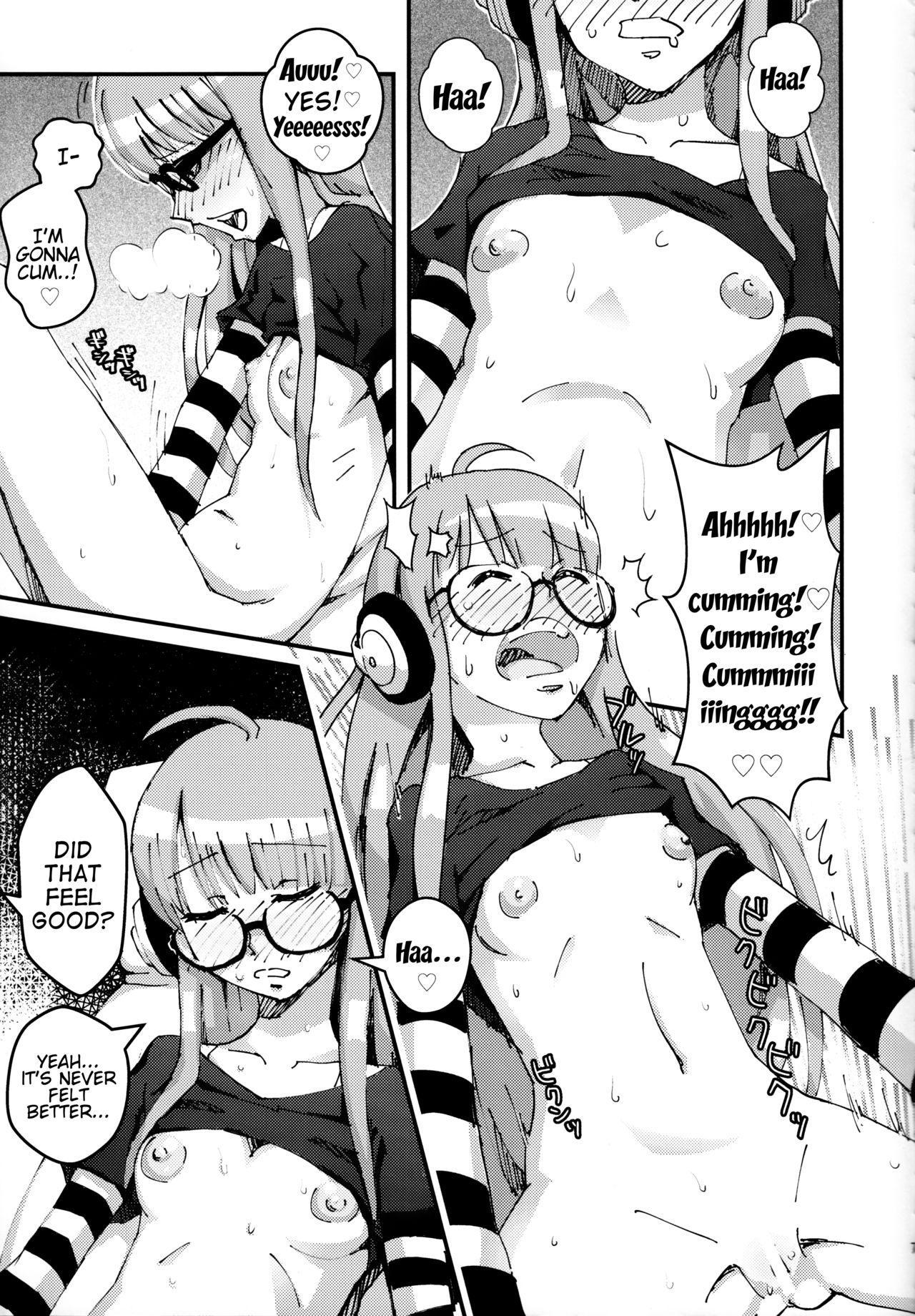 Moshi Sakura Futaba-chan ga Touchou Onanie Shiteru no ga Kareshi ni Baretara? 5