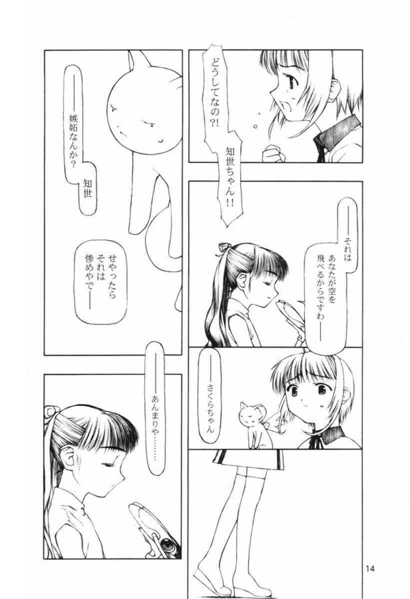 Motazaru Mono ga Motsu Koto 12