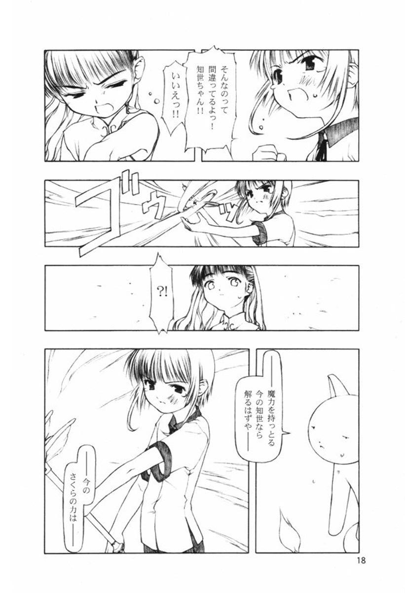 Motazaru Mono ga Motsu Koto 16