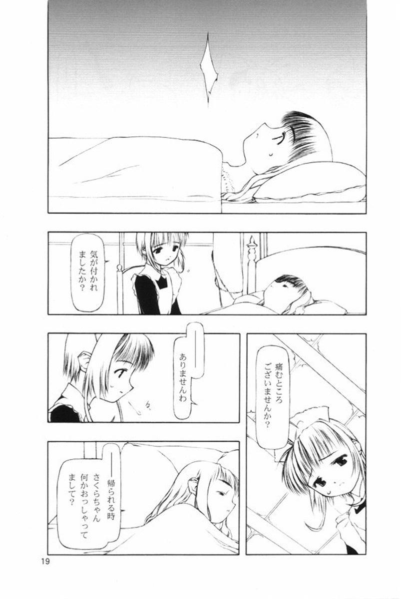 Motazaru Mono ga Motsu Koto 17