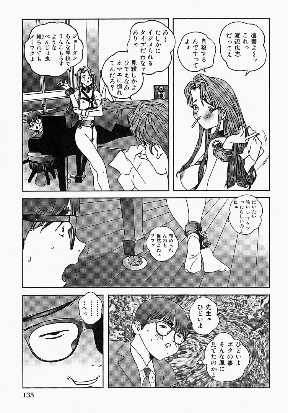 Shoujo Ijime - Girl Bullying 134