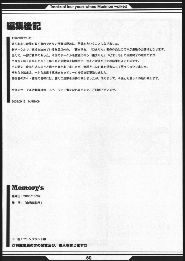 Memory's 48