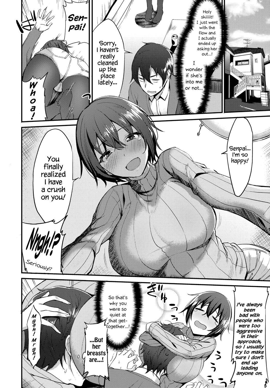 Senpai wa Kouiu no Kiraidesuka!? | Does Senpai Not Like This Kind of Thing!? 3