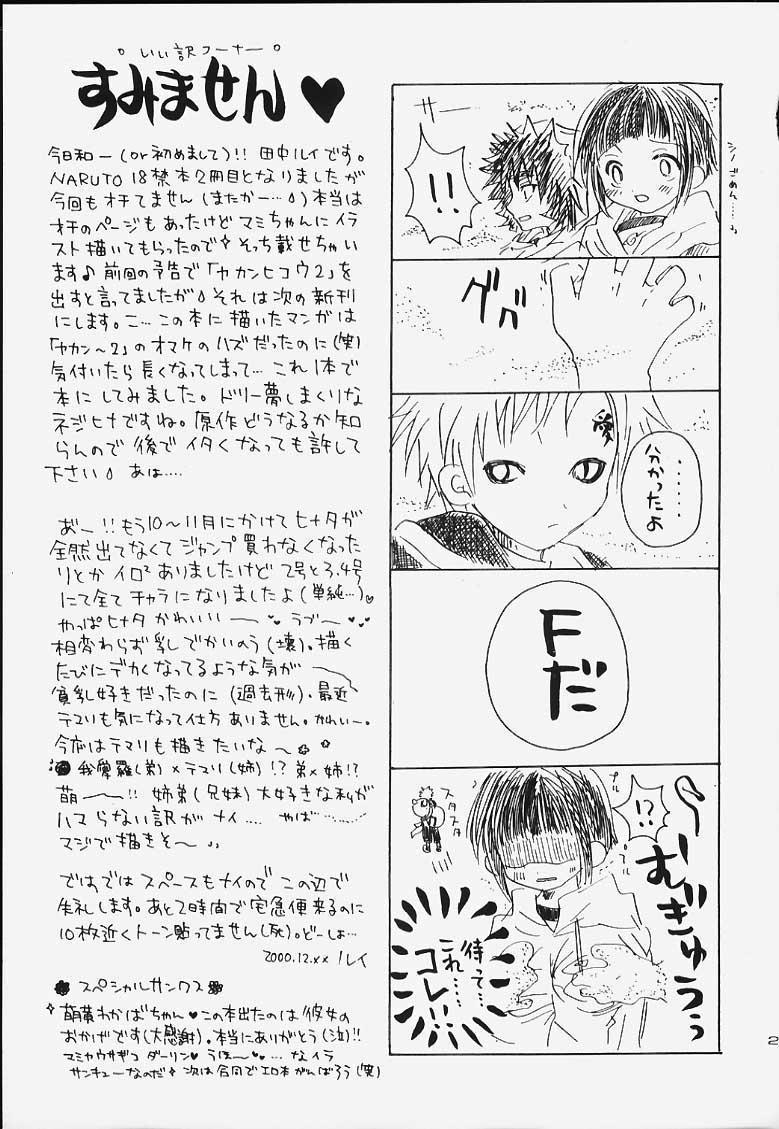 Hogo Kansatsu 23