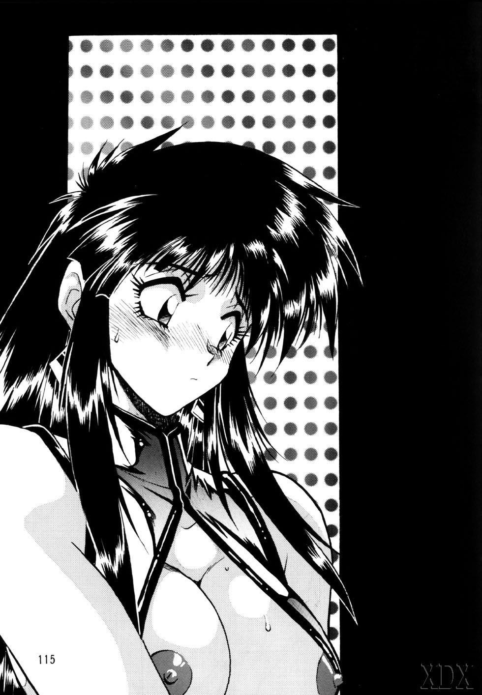 (C66) [Studio Katsudon (Manabe Jouji)] Imasara Dirty Pair Soushuuhen (Dirty Pair) [English] ==DesuDesu== 114