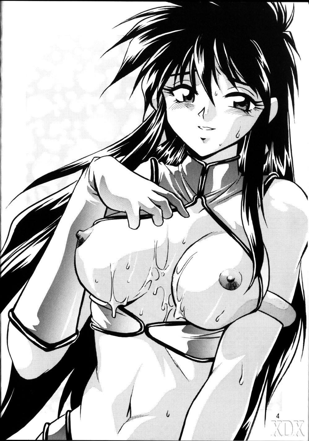 (C66) [Studio Katsudon (Manabe Jouji)] Imasara Dirty Pair Soushuuhen (Dirty Pair) [English] ==DesuDesu== 3