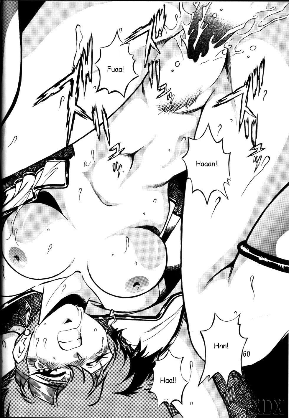 (C66) [Studio Katsudon (Manabe Jouji)] Imasara Dirty Pair Soushuuhen (Dirty Pair) [English] ==DesuDesu== 59