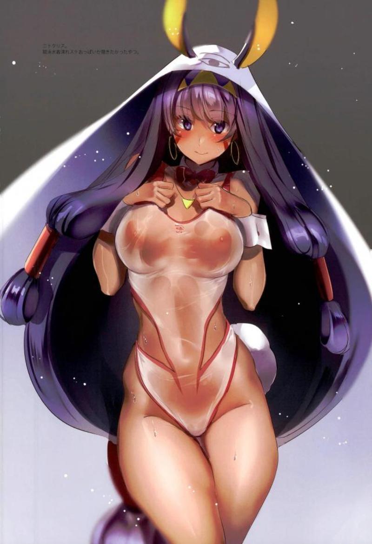 Bunny Girl of Chaldea 8