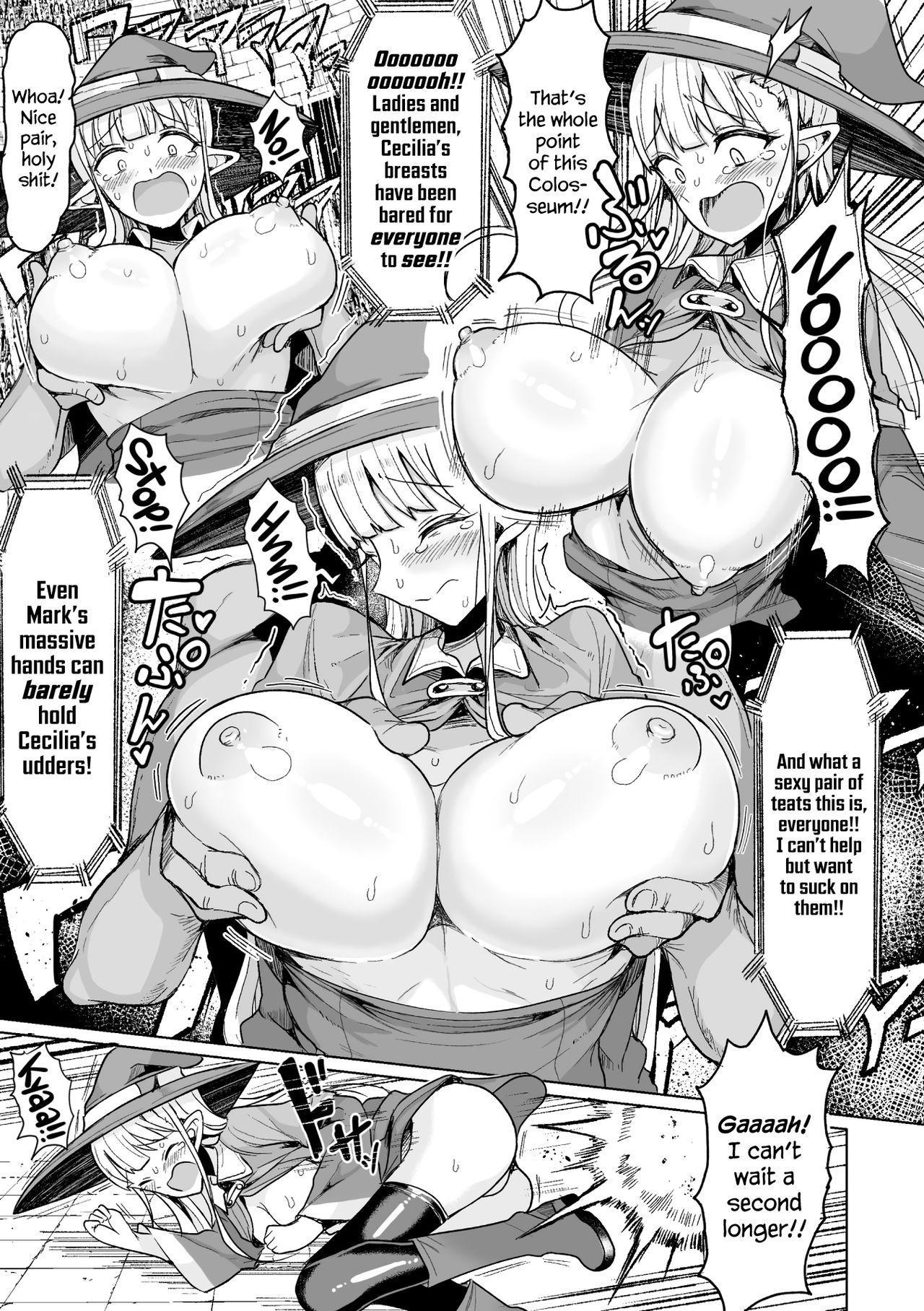 Tanetsuke Colosseum! Episode 1 | Conception Colosseum! 1 9