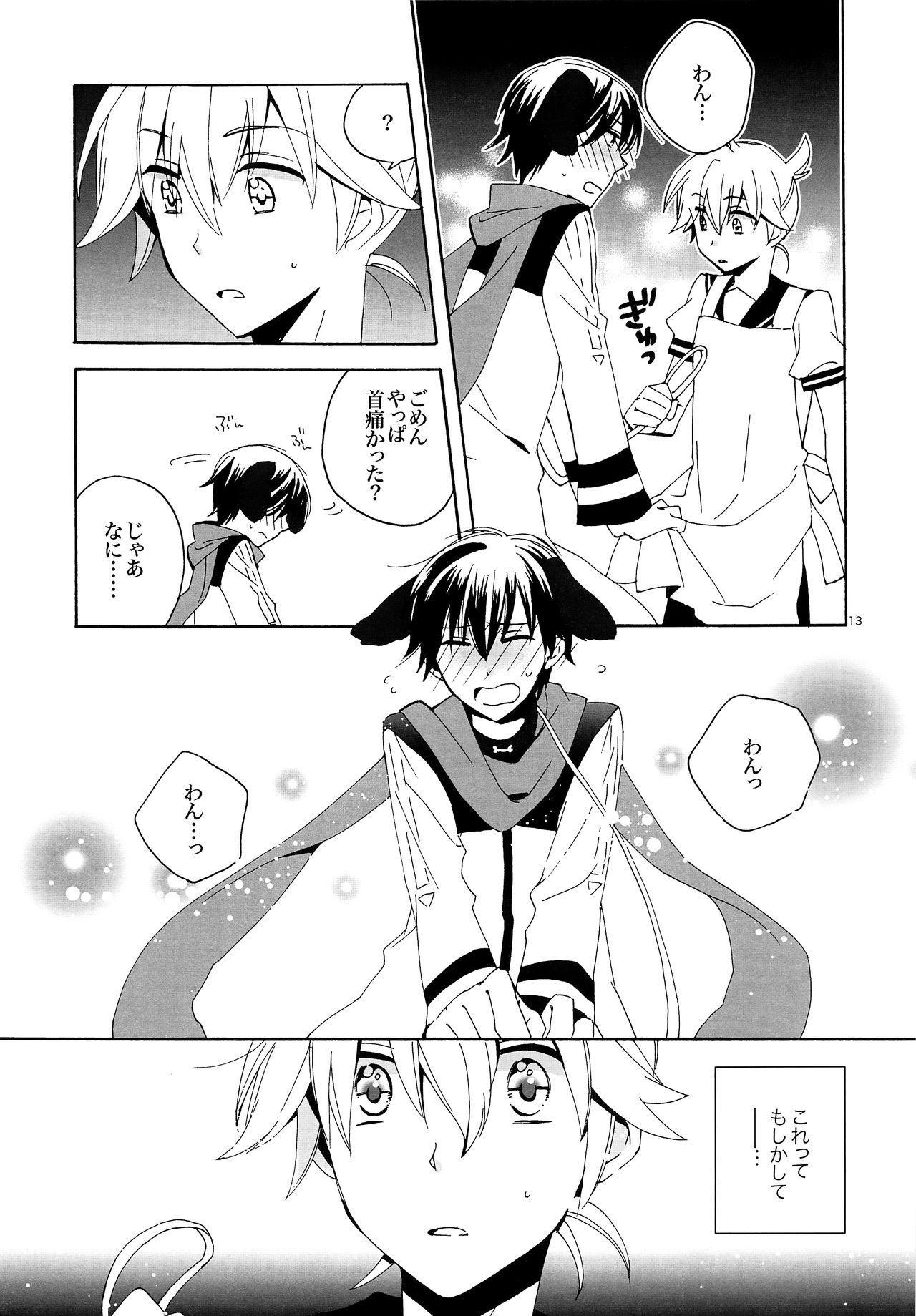 Ichinichi Wanko! Taikenban 13