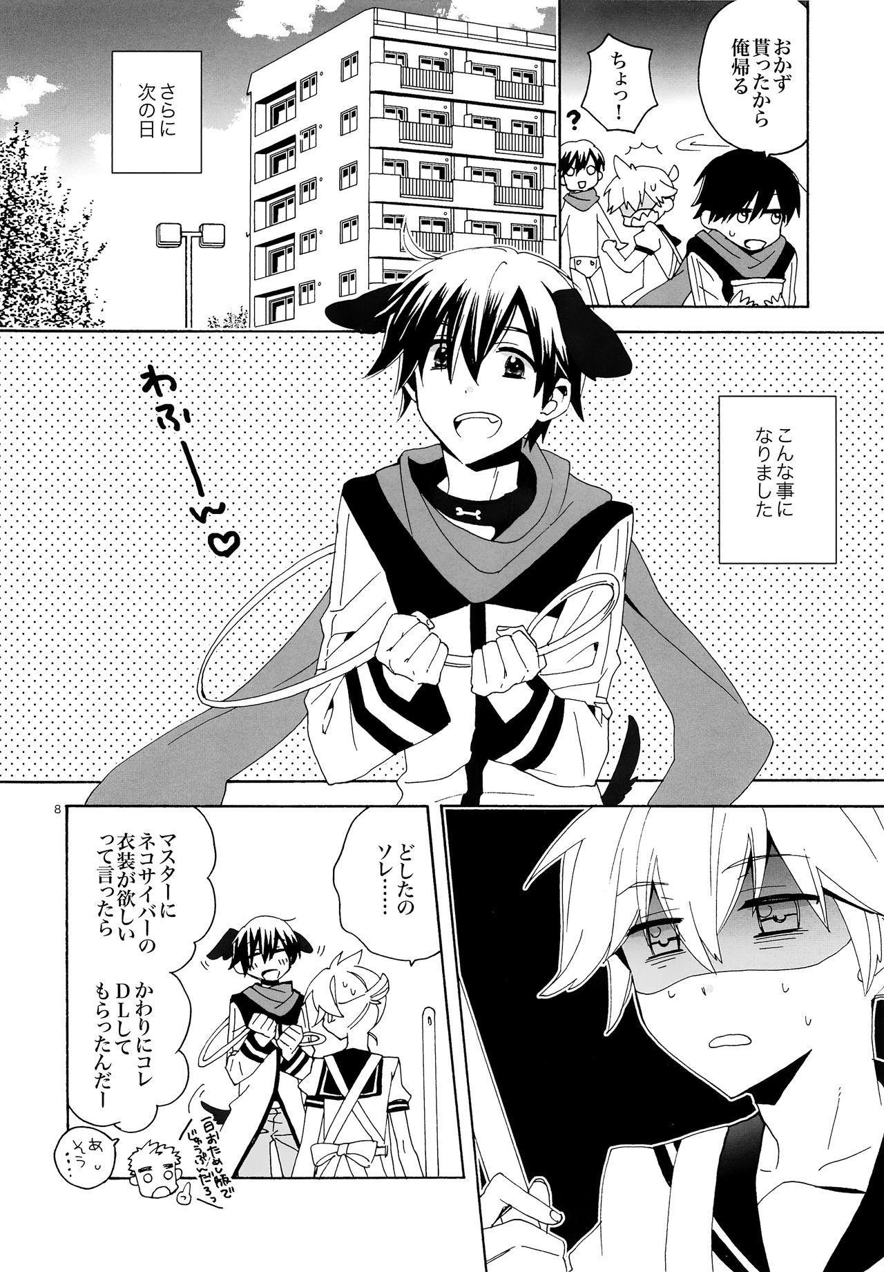 Ichinichi Wanko! Taikenban 8