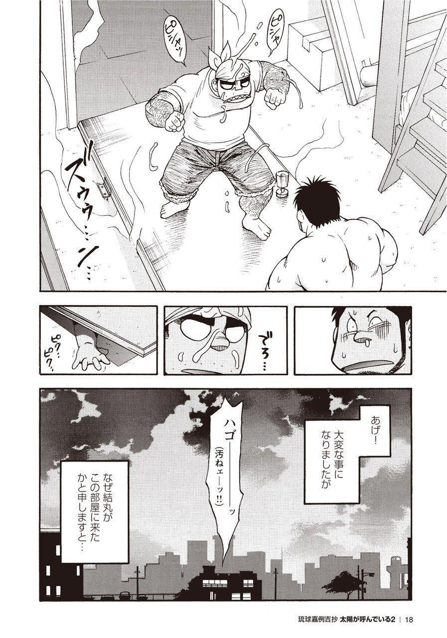 Taiyou ga Yonde Iru 2 17