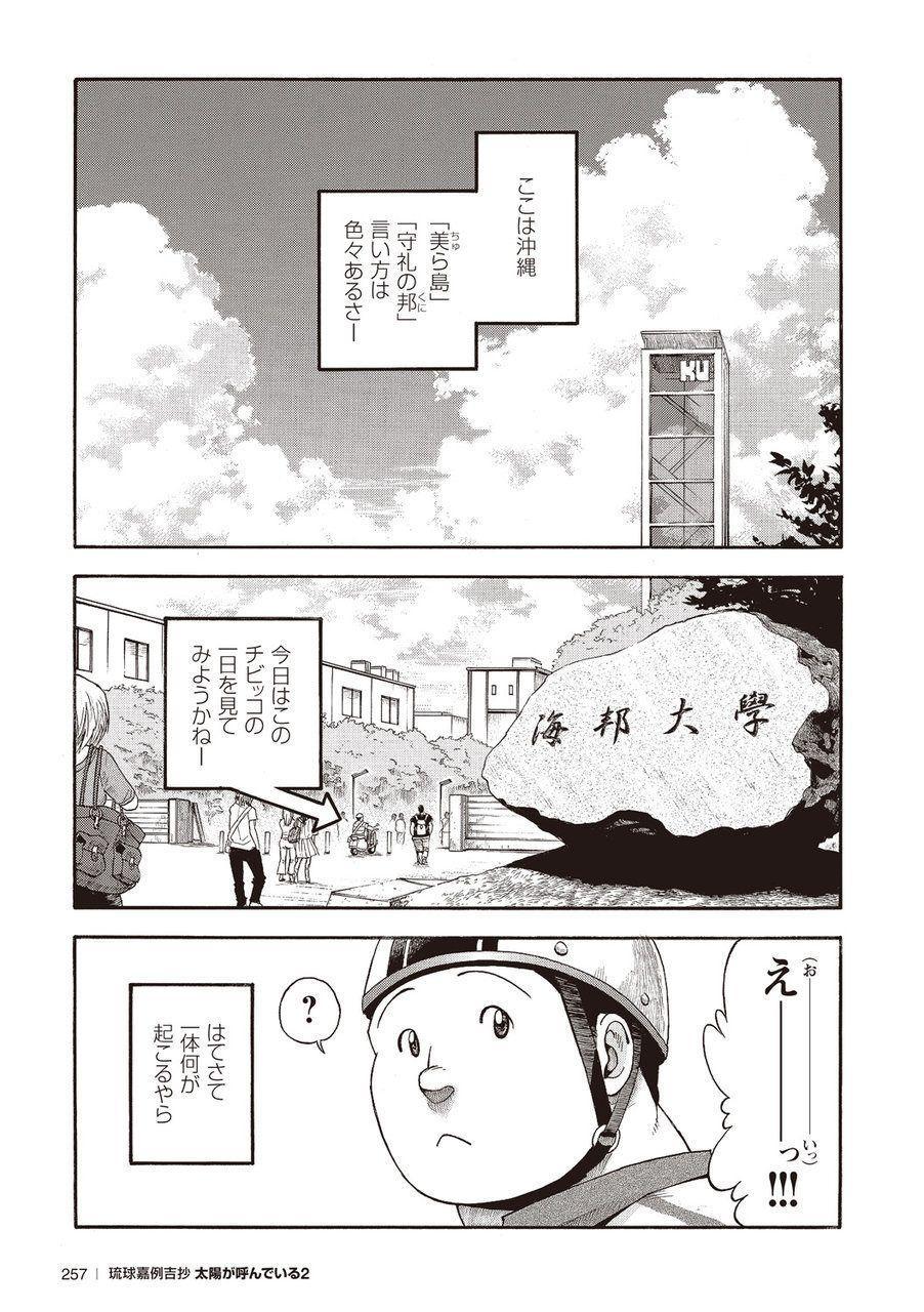 Taiyou ga Yonde Iru 2 247
