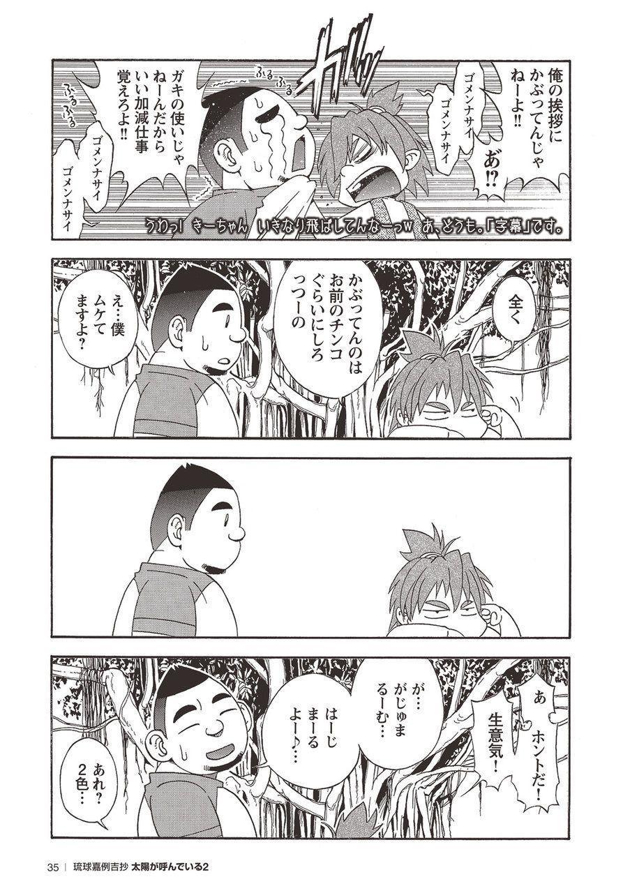 Taiyou ga Yonde Iru 2 33