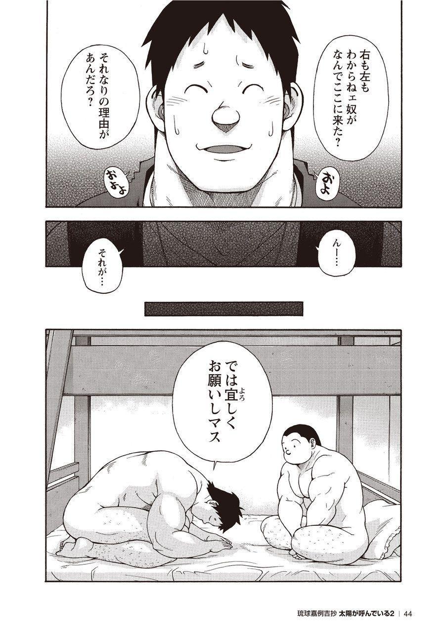 Taiyou ga Yonde Iru 2 41
