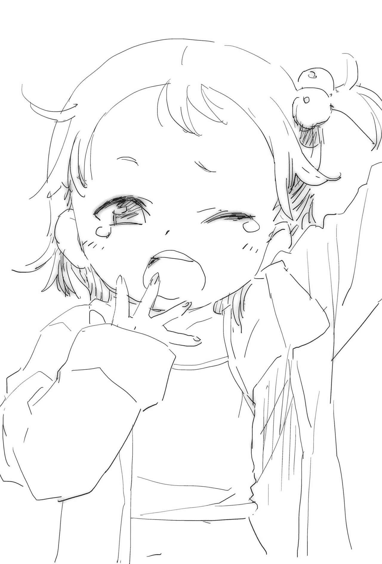Mei to Yofukashi 10