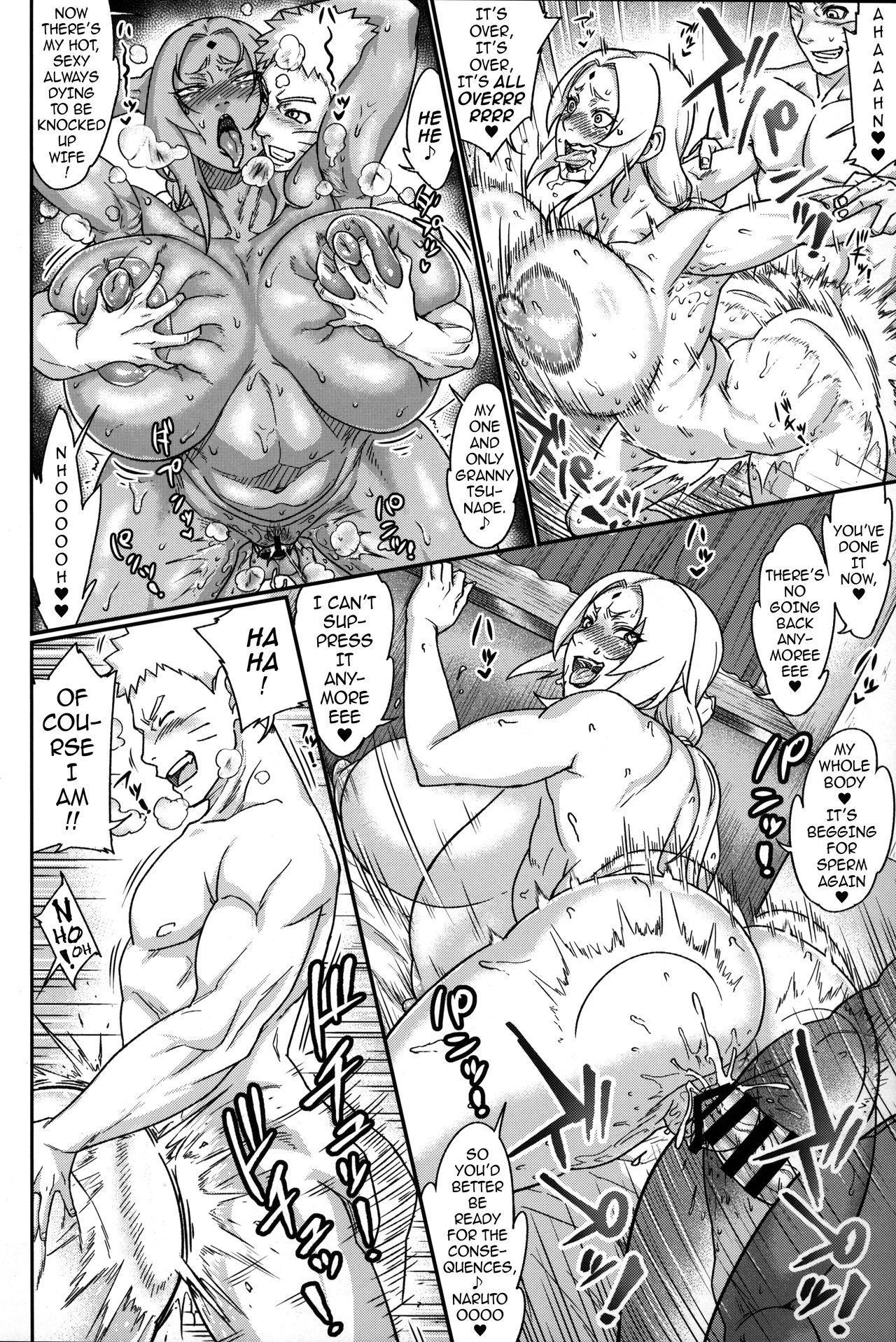 Jukumitsuki Intouden 3 Jou | Debauchery of a Mature Honeypot Princess Ch 3 - Part 1 17