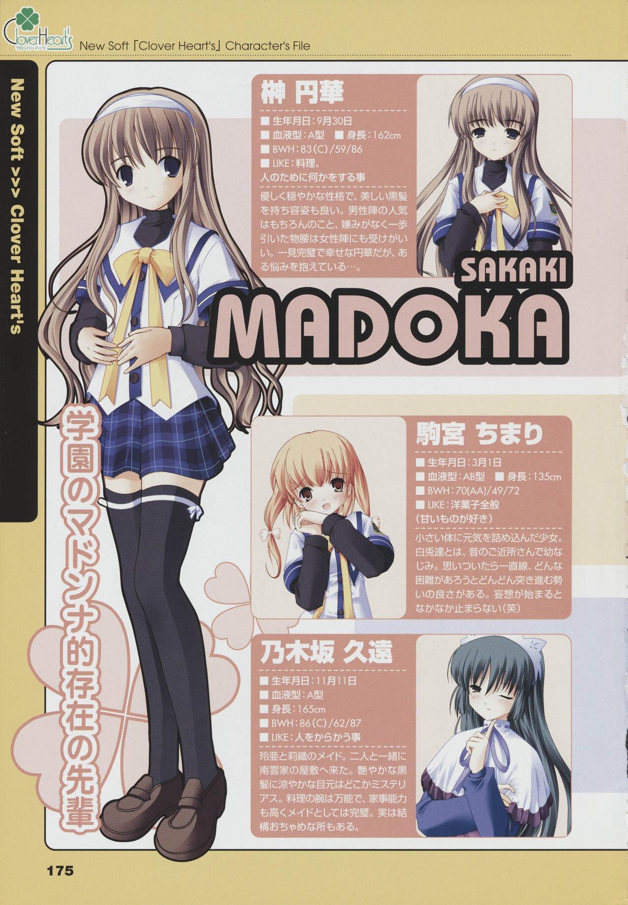 Tsukikagerou Official Visual Comic Anthology 176