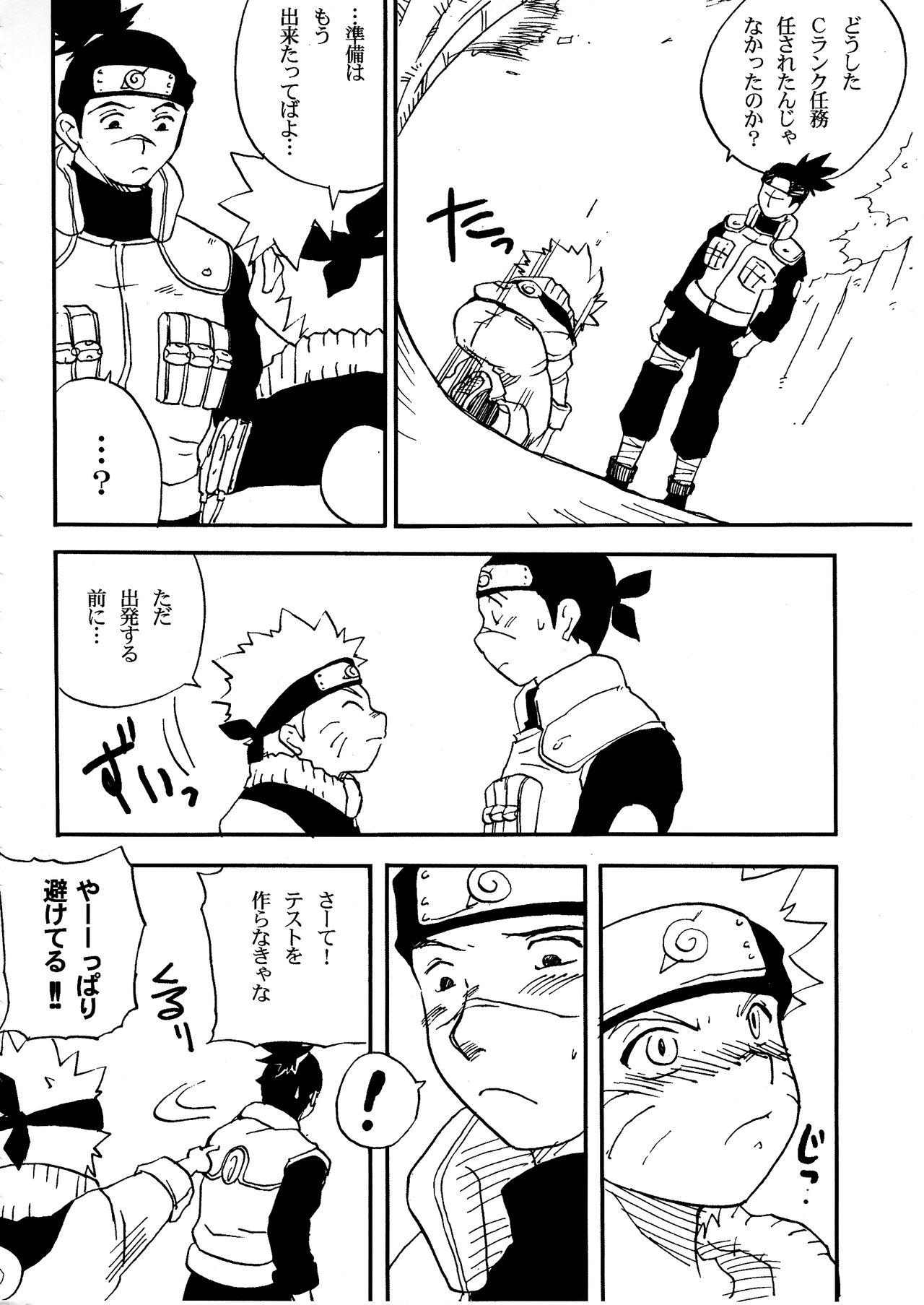 IruNaru no Wadachi 24