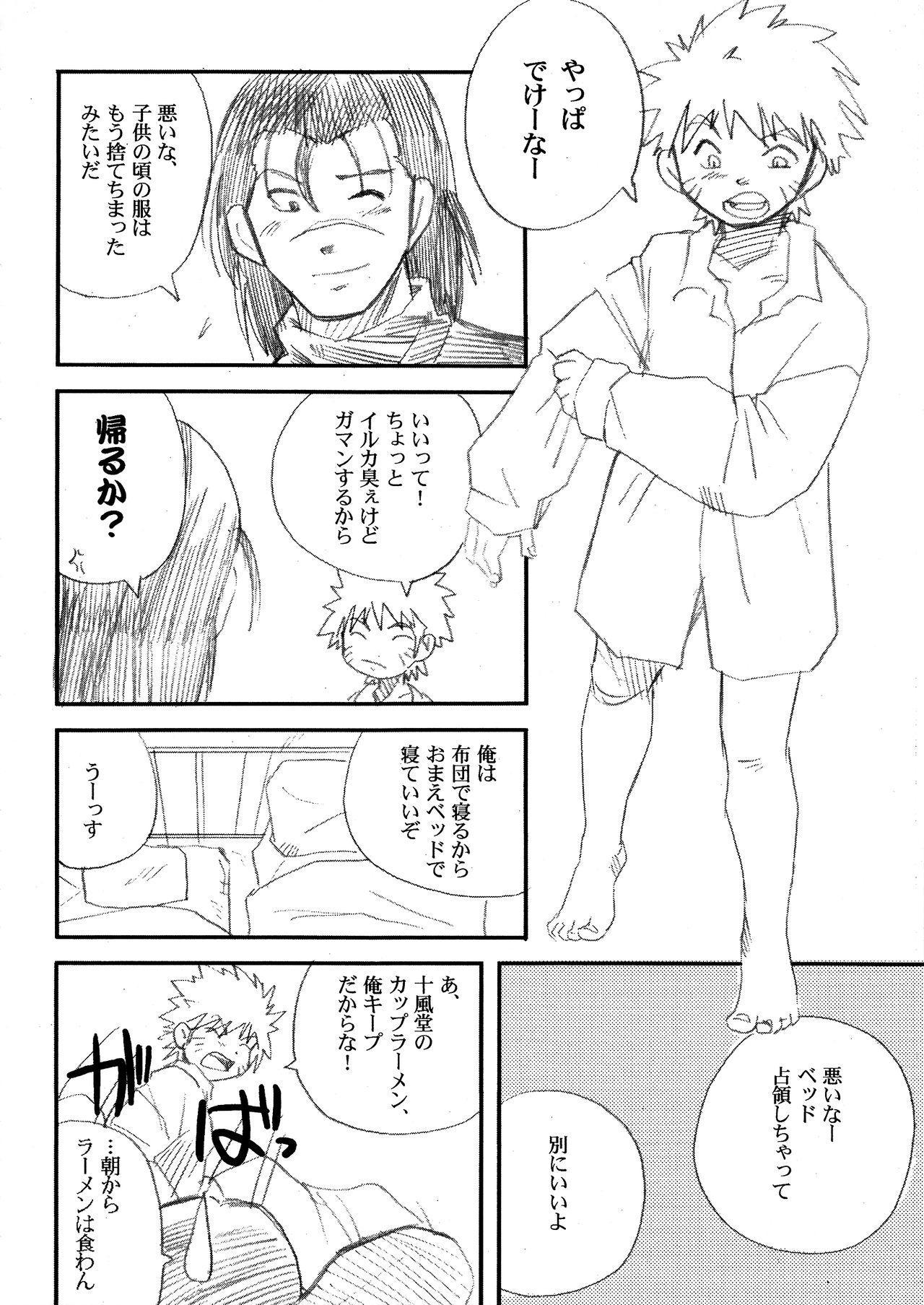 IruNaru no Wadachi 8